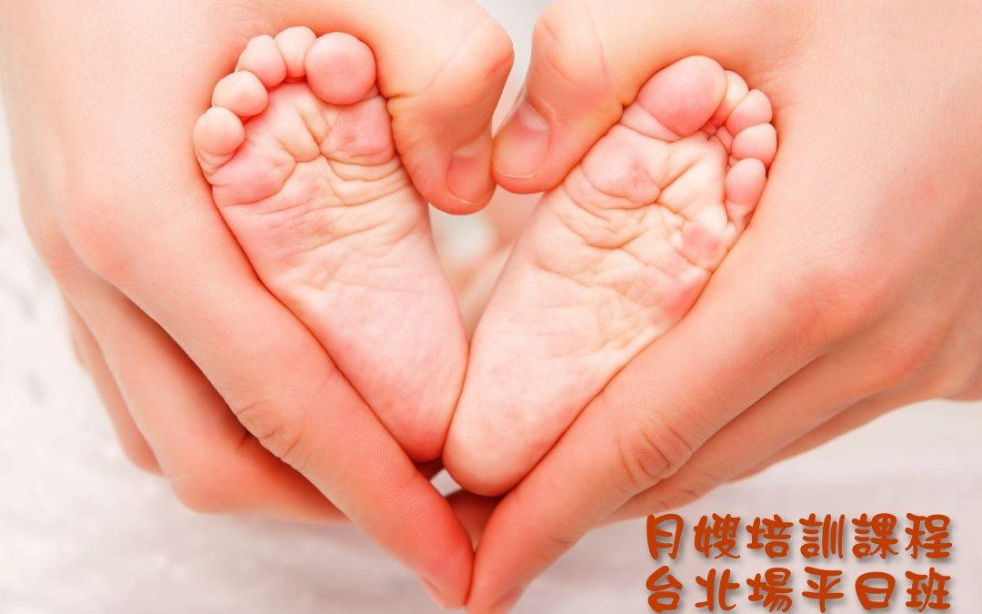 201909月嫂培訓課程平日班台北場