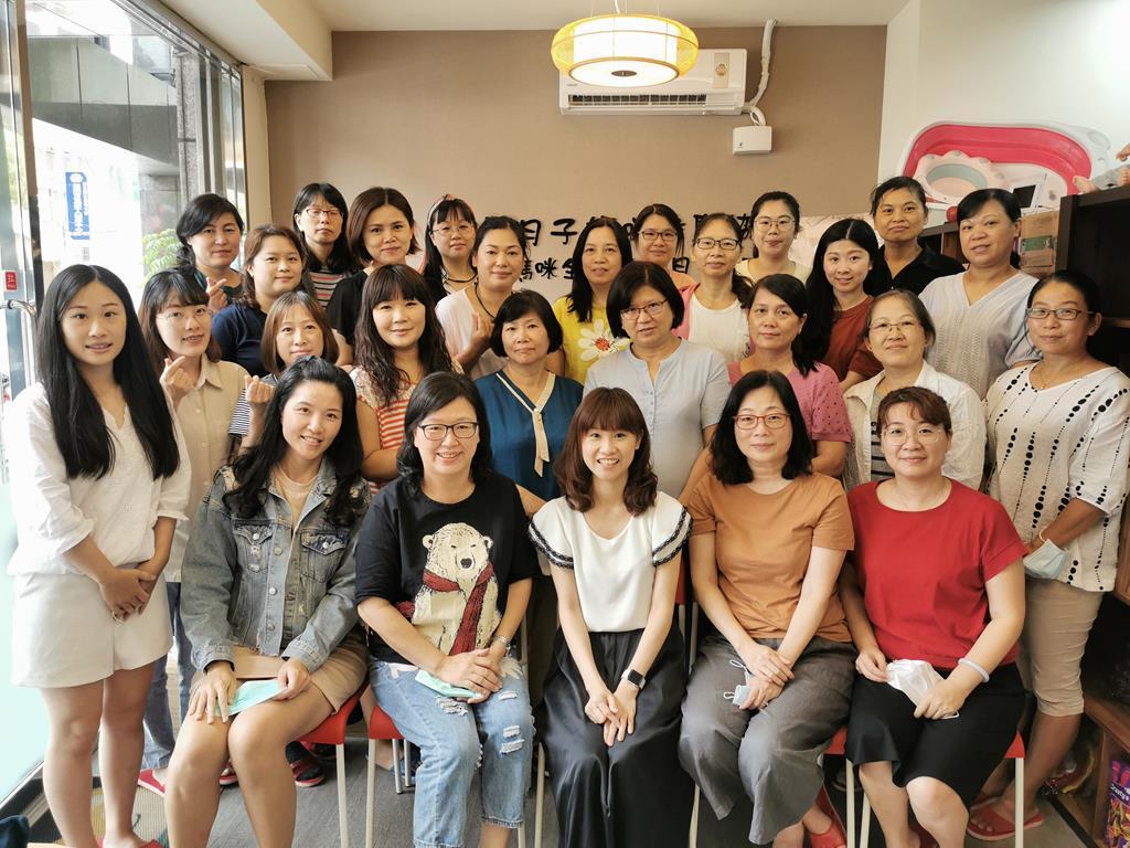 20200823泌乳課程研習花絮