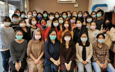 20201227泌乳課程研習花絮