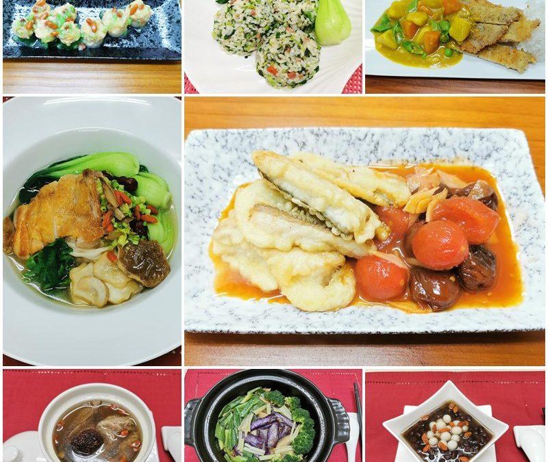 20200322月子餐課程研習花絮
