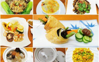 202012素食月子餐課程研習花絮